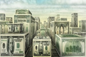REIT money-buildings-istock_000000707010small1