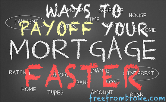 The Best Way To Pay Off Mortgage Early