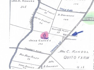 Gubserville Map Enlarged