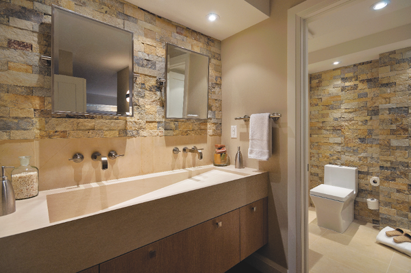 Ready to renovate see the 2015 trends in home remodeling for Latest trends in bathrooms